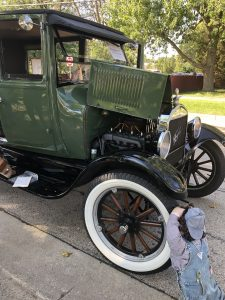 1926 Vintage Cars at Depot Days