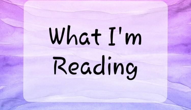 What I'm Reading – November 2019