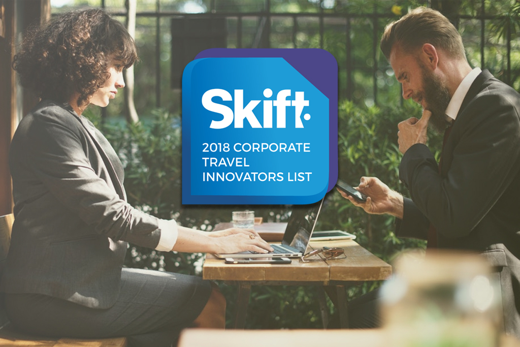 skift corporate travel innovators 2018