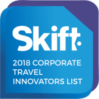 Skift Corporate Travel Innovators Logo
