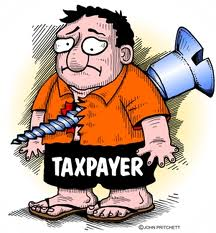Taxpayer-screwed