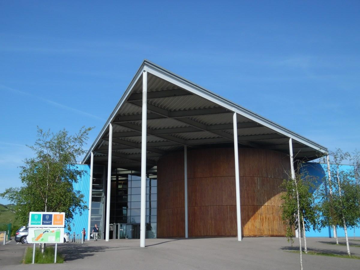 Turner Schools: part 1 - Folkestone Academy.