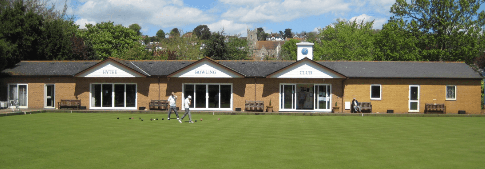 The dead and Hythe Bowling Club
