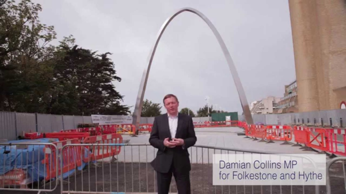 Folkestone: A step too far?