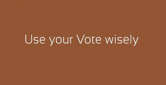 Local Elections May 2nd - Use your vote wisely