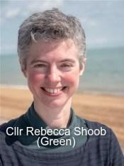 Cllr Rebecca Shoob