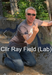 cLLR rAY fIELD 3