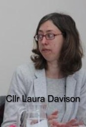Cllr Laura Davison 2