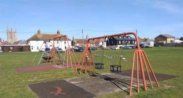 Lydd Play area