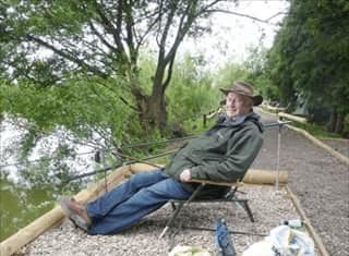 Monk Fishing