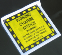 Parking charge