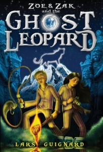 Ghost Leopard - Zoe and Zak by Lars Guignard