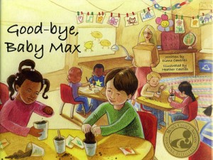 Good-bye Baby Max by Diane Cantrell