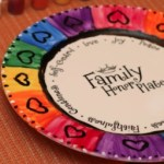 Family Honor plate