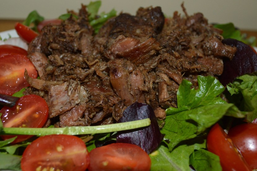 Wild Boar-It's What I Had In My Freezer