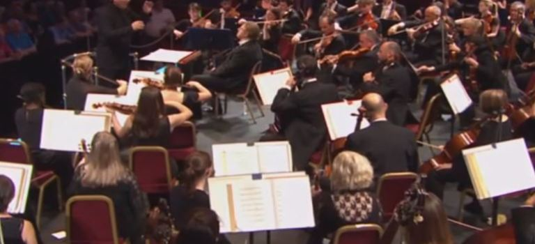 Vaughan Williams at the Proms