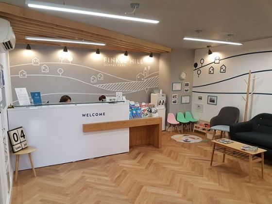 Finkle Hill Dental Care Refurbishment