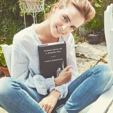 Image result for emma watson book