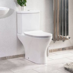 """Valentina Close Coupled Toilet from Drench projects about 24"""""""