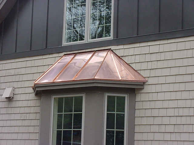 Window Roofs & When Installed Properly This Centuries