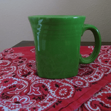 Mug of mint tea 1