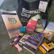 Bag of goodies from ECWC.