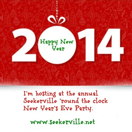 Join us at the Seekerville New Year's Eve party!