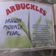 Dragon Phoenix Pearl Tea from Arbuckles in Tucson, AZ.