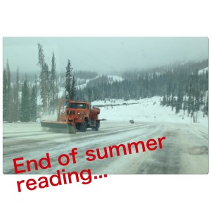 Snowplow along Wolf Creek Pass.