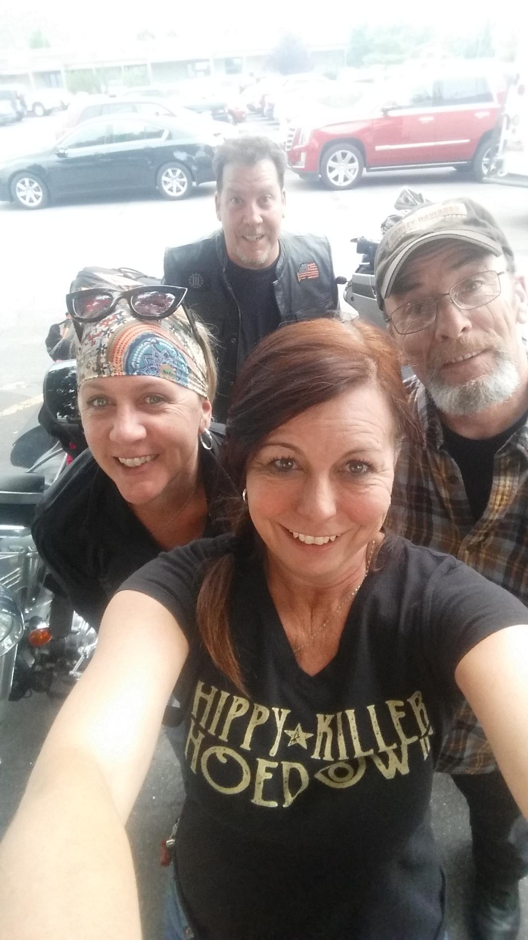 Montana Bound Day 1
