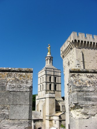 Avignon - from the Palais ramparts