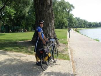 Avignon to Orange- -let the journey begin