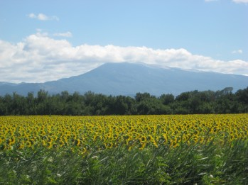 Legendary Mt Ventoux!