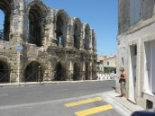 Arles - pretending not to be a tourist