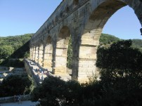 Pont du Gard - can't get enough of the this place