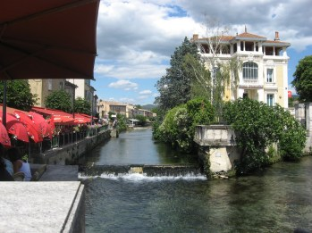 Beautiful Isle-sur-la-Sorgue