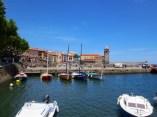 Collioure inlet