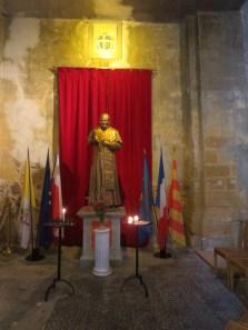 Pope Jean-Paul in Aix-en-Provence