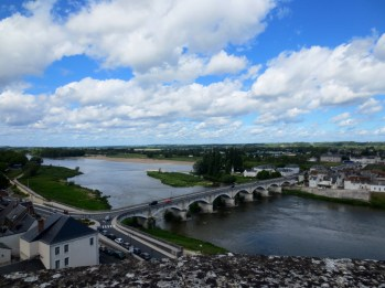 The view to the Loire