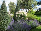 Chateau Royal gardens