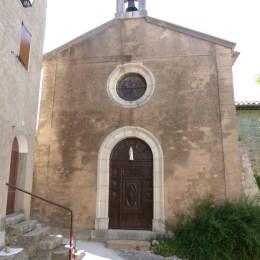 Little church in Figanieres