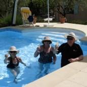 A Prosecco toast to a brilliant stay at L'Etoile du Sud