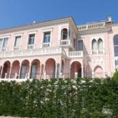 Pretty Pink Villa Ephrussi de Rothschild