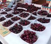 Cherries in The Market