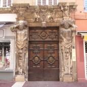 Now this is some door!
