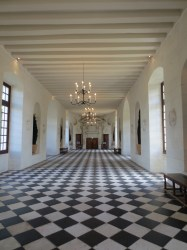 The Gallery in Chenonceau