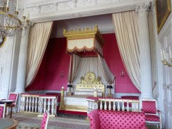 The Empress's Bedchamber in the Grand Trianon