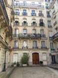 Typical French architecture