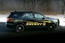 sheriff car 2016