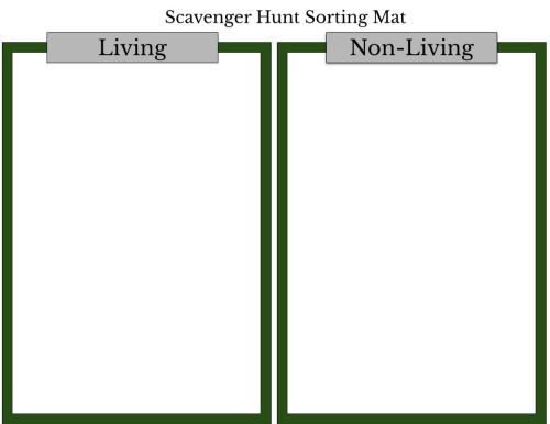 small resolution of Sheriff's Meadow Scavenger Hunt Worksheet #1 – Sheriff's Meadow Foundation